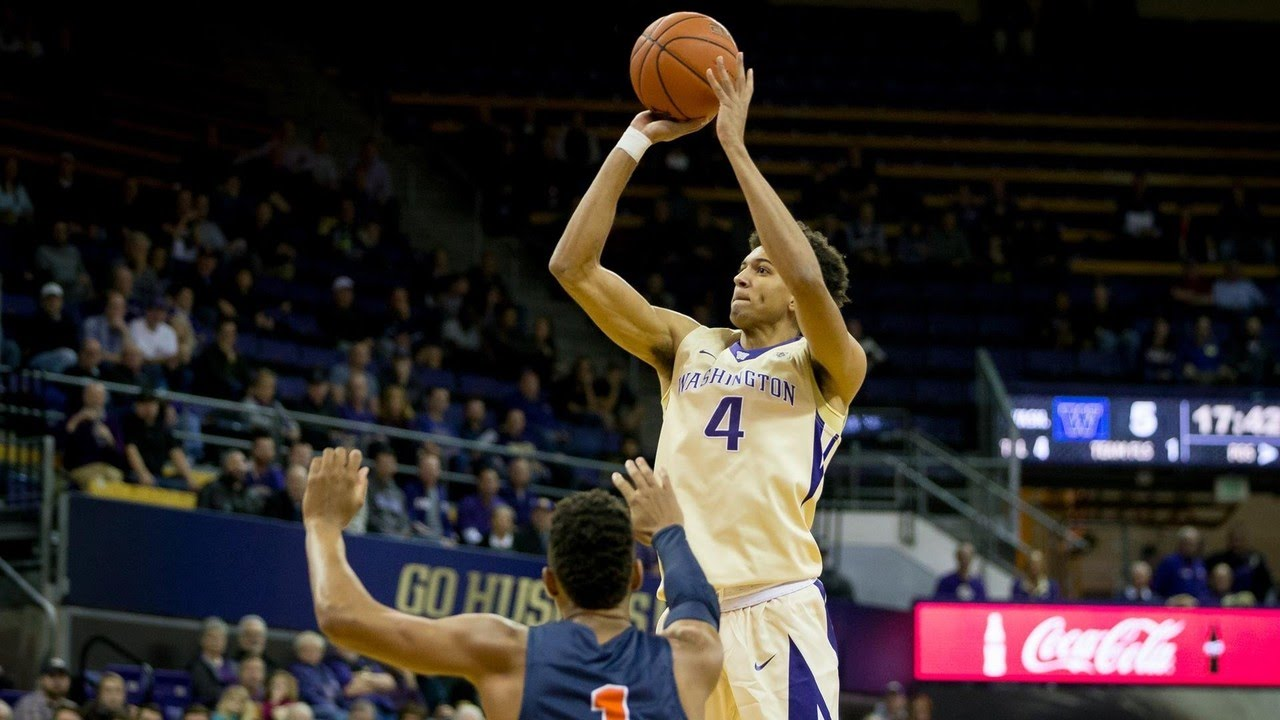 Recap: Markelle Fultz's 35 points help Washington men's ...