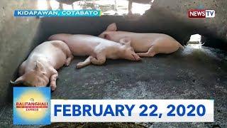 Balitanghali Weekend Express: February 22, 2020 [HD]