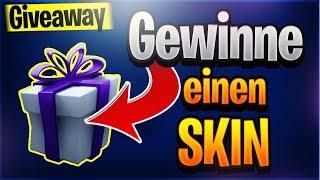 Sistema Skin Giveaway Fortnite Geschenke