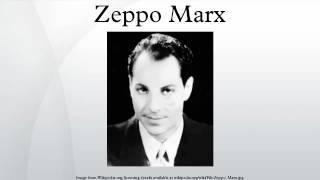 Zeppo Marx