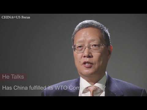 Has China fulfilled its WTO Commitments?