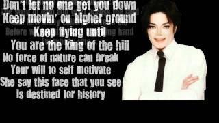 Michael Jackson - History. (Lyrics).