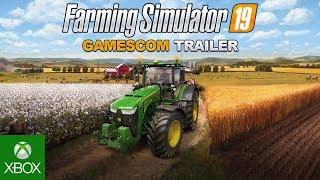 Farming Simulator 19 – gamescom Trailer thumbnail
