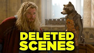 Avengers Endgame New DELETED SCENES Breakdown! Blu-Ray Bonus Footage Revealed!