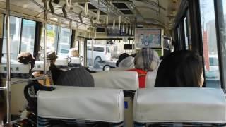 【車内動画】ミヤコーバス(塩釜営業所→利府駅前→しらかし台)
