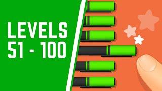 Make It Perfect! Game Walkthrough Level 51-100