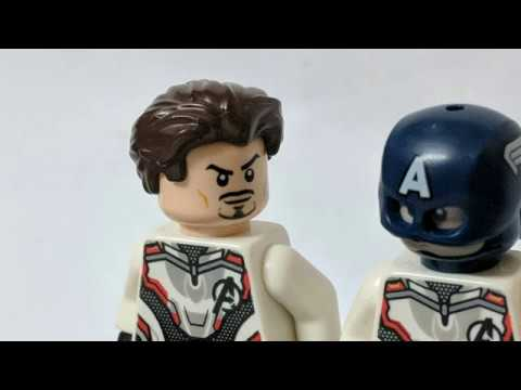 LEGO Avengers: Endgame - Parody