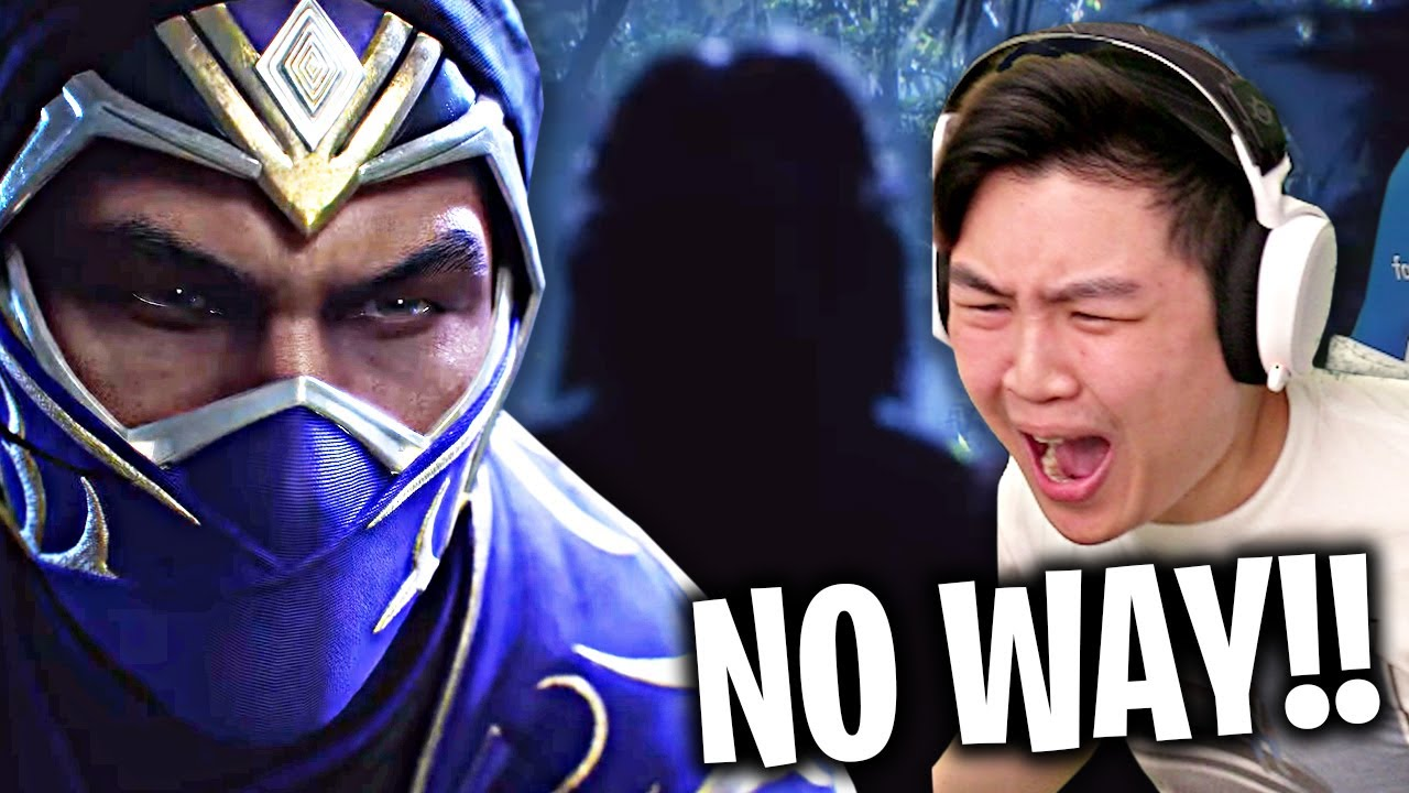 Download Mortal Kombat 11 Ultimate - KOMBAT PACK 2 Official Reveal Trailer!! [REACTION]