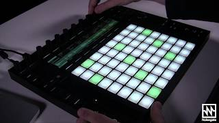 Ableton: Live 10 & Push 2 - Sampling Arrangement