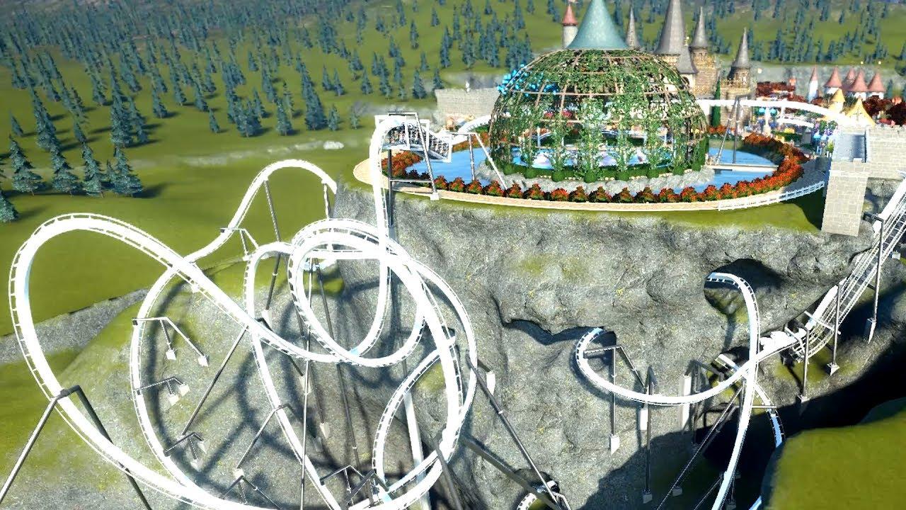 planet coaster achterbahnen