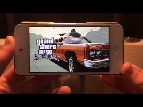 iPod Touch 6th Generation IOS 10 Graphical Preformance