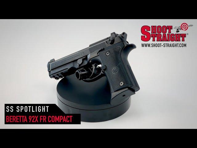 Beretta 92X FR Compact - Shoot Straight Spotlight