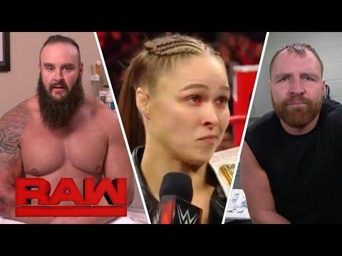 WWE Raw 10 Dec 2018 Highlights HD - WWE Monday Night Raw Full Highlights