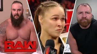WWE Raw Highlights HD - WWE Monday Night Raw Full Highlights