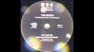 You Got Me Instrumental w/ Hook - The Roots Ft. Erykah Badu
