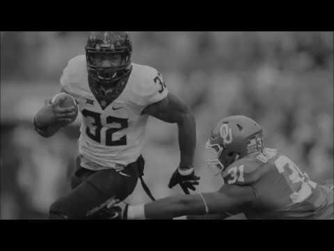 Chris Carson    2017 Seahawks RB Hype