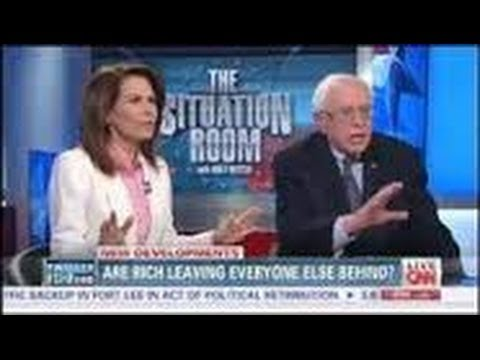 Michelle Bachmann Gives Worst Interview of Her Career