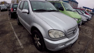 В Литву за авто. Внедорожник за 3000€. Часть1. Мариямполе