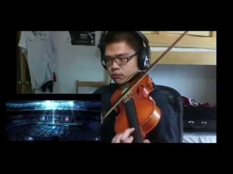 Imagine Dragons「Warriors 」League of Legends 2014 Championships Theme - Violin Cover