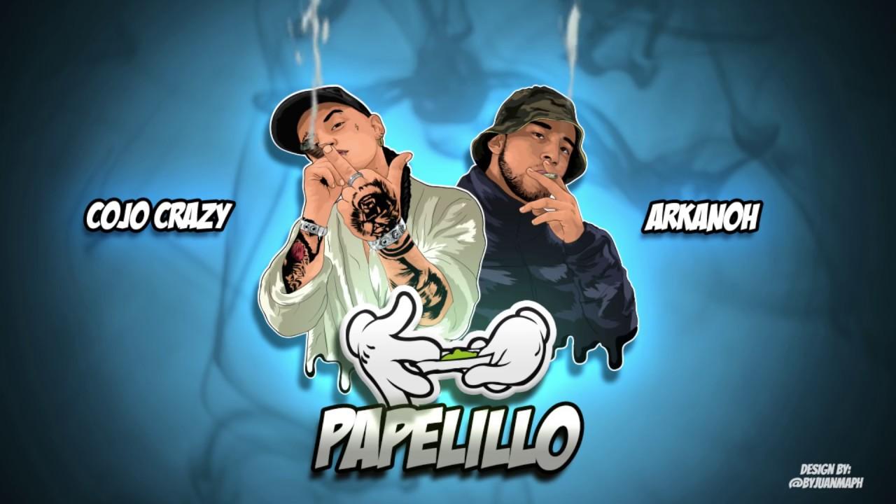 COJO CRAZY FT. ARKANOH - PAPELILLO  (Palma Productions)