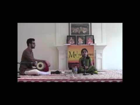 Maduradhvani  Toronto 2017 series   concert #1 by Kumari Abesha Umeshkumar Feb 27, 2017