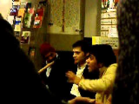 Javed Bashir 2009 Paris 2-3