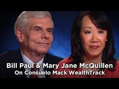 Bill Paul & Mary Jane McQuillen