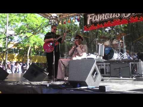 Mojo Buford @ Famous Dave Blues Fest