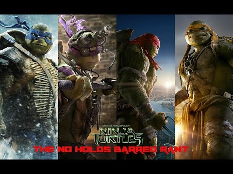 Teenage Mutant Ninja Turtles(2014) EPIC RANT