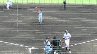 20150620 巨人・大竹寛、二軍戦での投球(2回) イースタンリーグ vs埼...