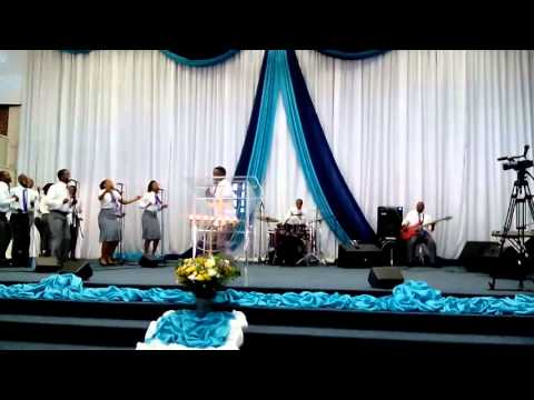 Sunday Service at Hope of Glory Church, South Africa on Sun 17/04/16