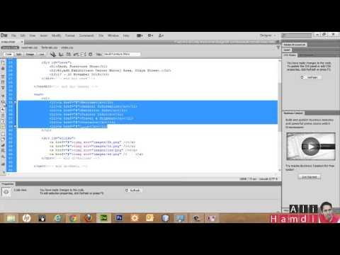 نظرة على HTML 5
