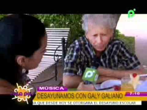 ENTREVISTA GALY GALIANO CATHERINE VILLARROEL @ HOL...