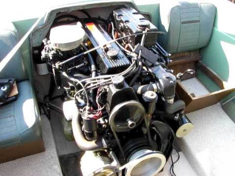 Gm Voltage Regulator Wiring Mercruiser 3 7lx 470 Engine Test Run 2 Youtube
