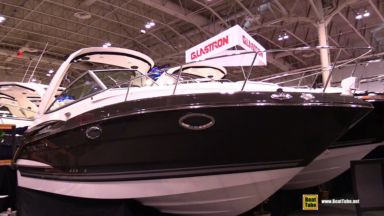 2015 monterey 275 sport yacht exterior and interior for Monterey sport fishing