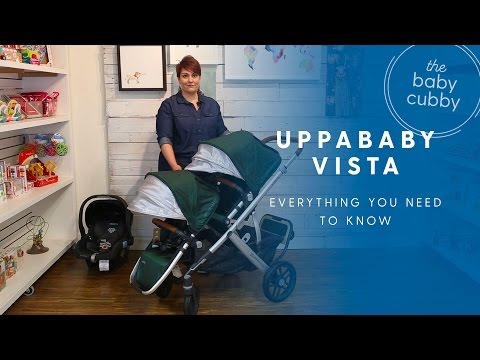 UPPAbaby Vista 2017 Stroller - How to EVERYTHING YOU NEED TO KNOW