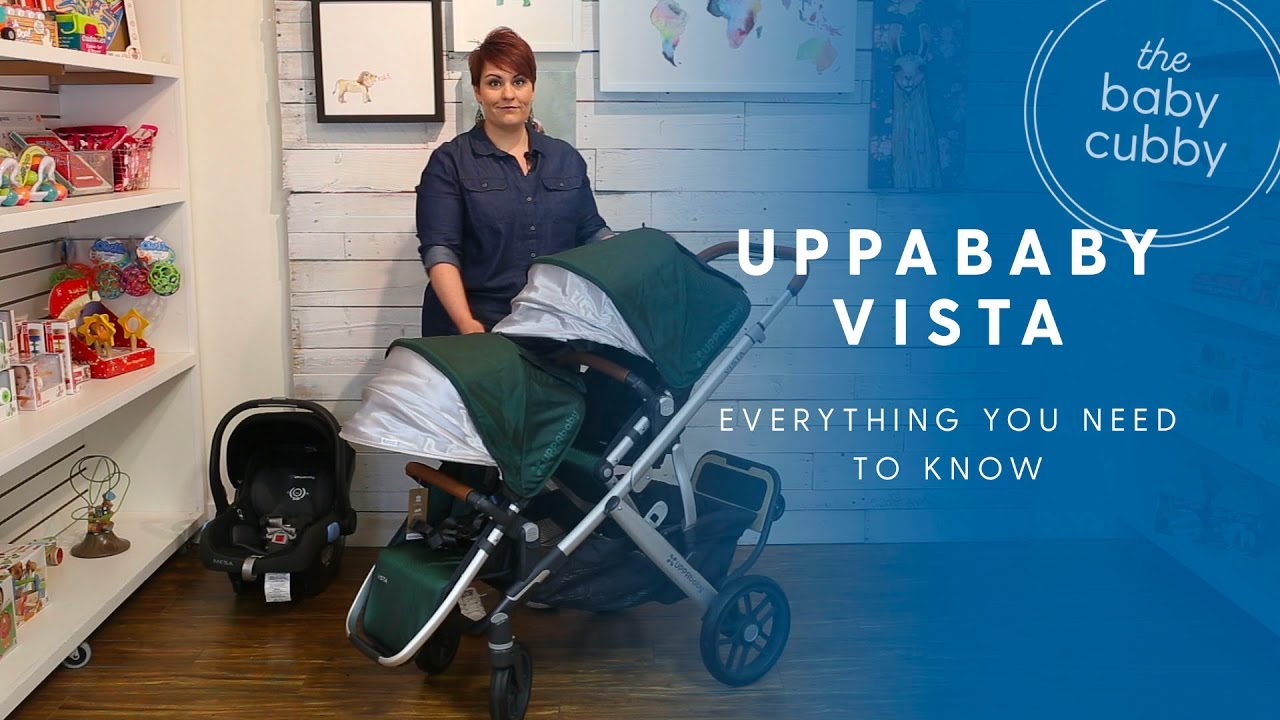 Uppababy Vista 2017 Stroller How To Everything You Need To Know Youtube