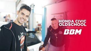 OLDSCHOOL! | Honda Civic KW-Gewindefahrwerk & Felgen by BBM