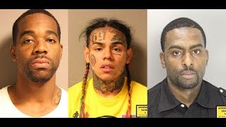 6ix9ine Kidnappers Found GUILTY of Kidnapping, Rackeetering. They Face 30 Years to LIFE IN PRISON.