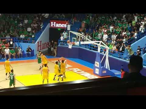 NCAA Juniors Finals Game LSGH vs MAPUA basketball game @San Juan Arena Part 2