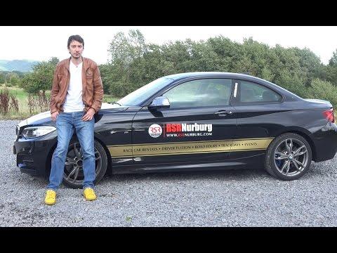 Самая опасная трасса в мире реальность против игр Нордшляйфе на BMW M235i