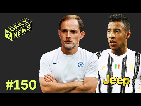 Why Tuchel will SUCCEED as Chelsea boss + Juventus RAID Bayern!