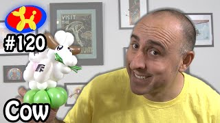 Cow - Balloon Animal Lessons # 120