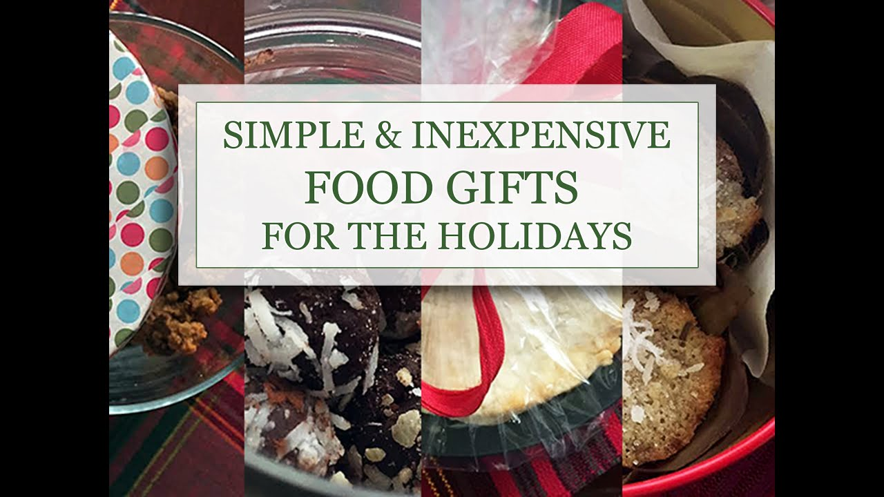 D.I.Y. Food Gifts for the Holidays - YouTube
