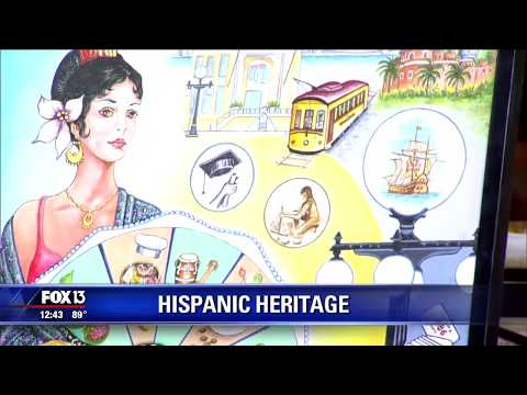 Tampa Hispanic Heritage seeks local artists for poster contest - Fox 13 Tampa Bay