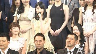 2017年2月28日に帝国劇場にて行われた日本初演30周年記念公演『レ・ミゼ...