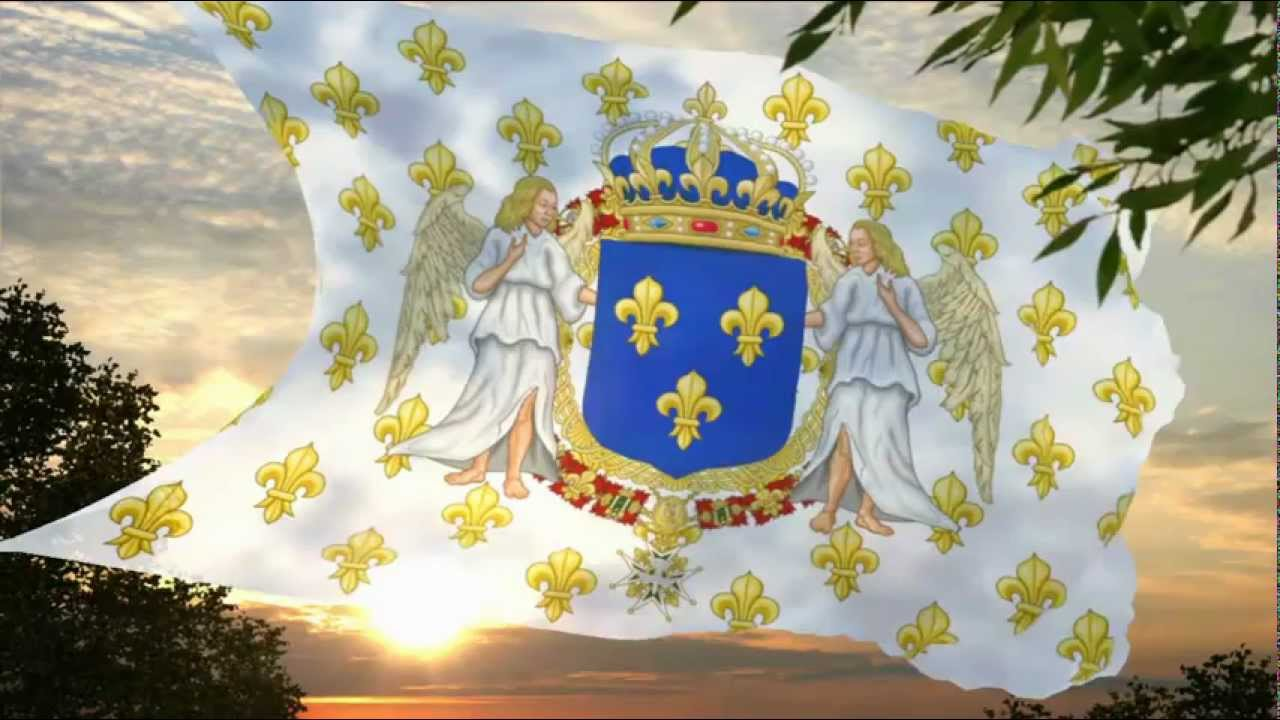 Image result for french catholic royalist flag