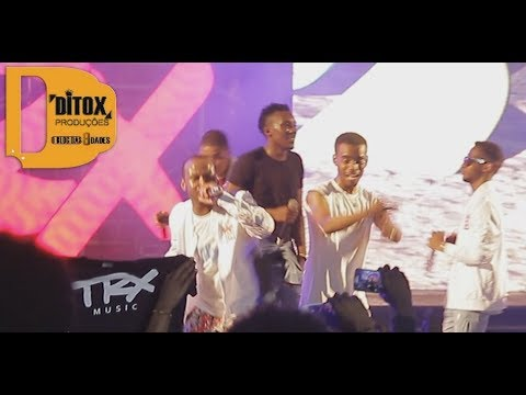 Grande Show da TRX   Cine Atlântico  Canal Número 1 Dá Net