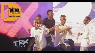 Baixar Grande Show da TRX Music   Cine Atlântico   Canal Número 1 Dá Net