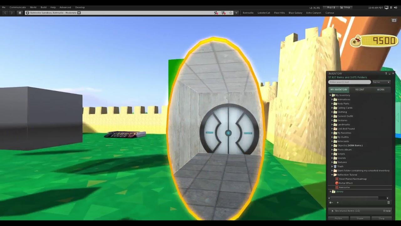 Nalates' Things & Stuff | Second Life and Virtual Worlds